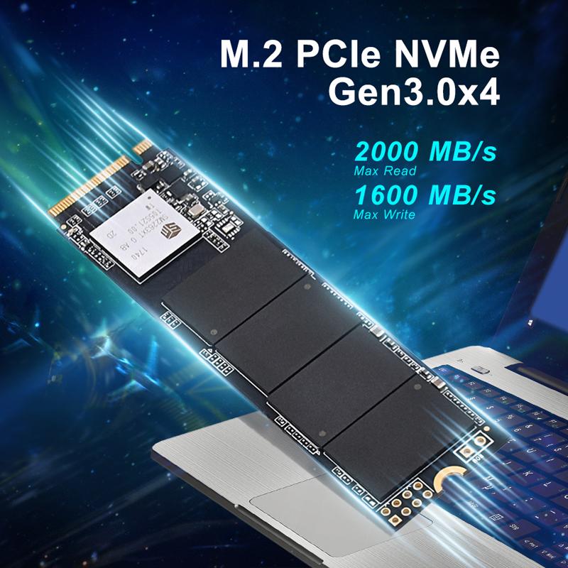 Topdisk M.2 PCIe SSD N580 -1